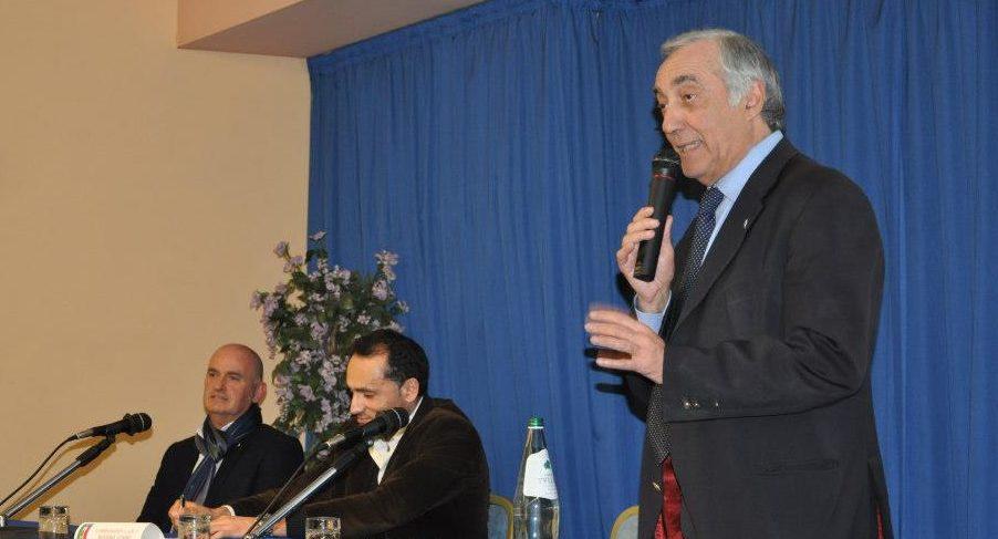 Aia Terni, Alberto Tatangelo nominato Arbitro Benemerito