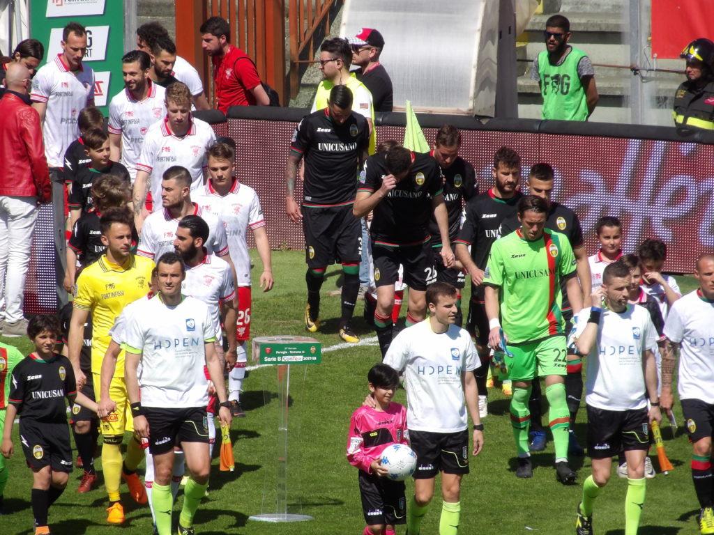 Perugia-Ternana, sanzione del giudice sportivo al club biancorosso