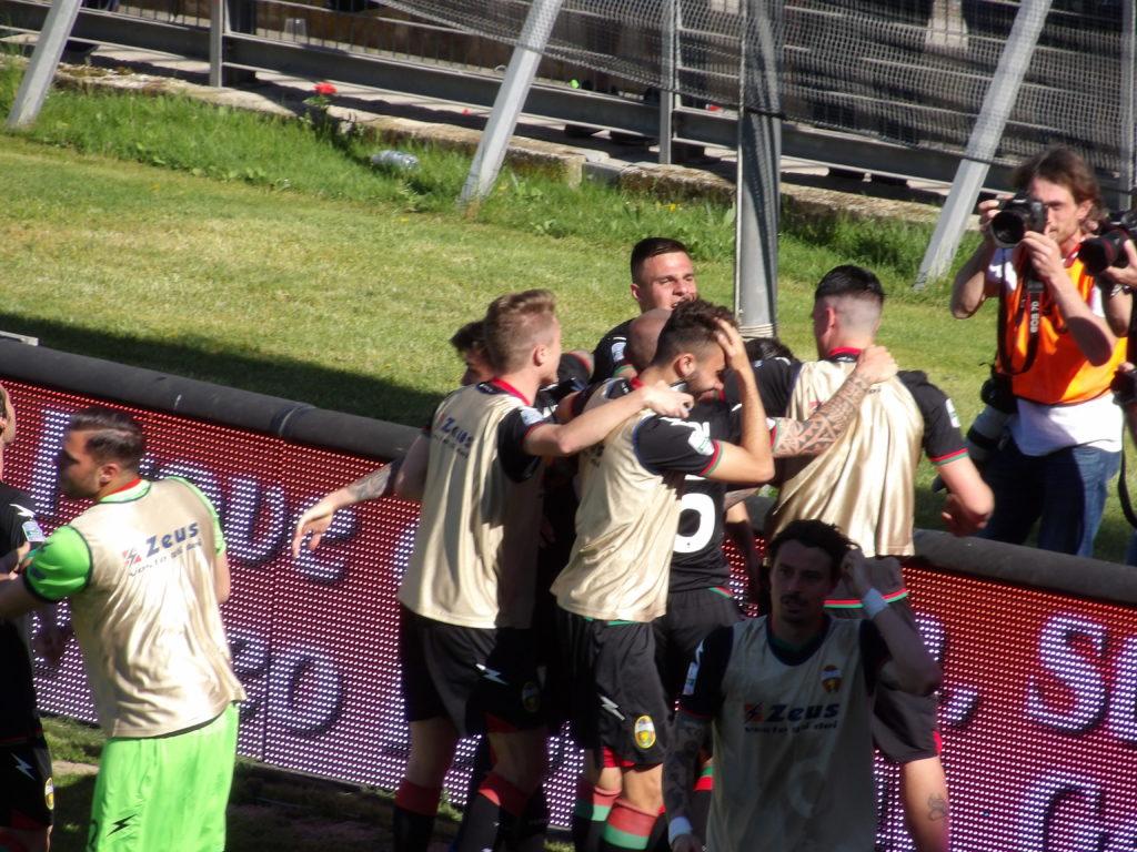 Perugia-Ternana 2-3, Luca Tremolada 'Un pomeriggio incredibile'