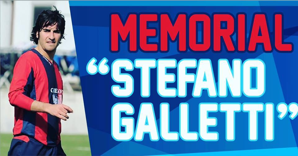 Memorial Galletti, il 3 giugno al via la seconda edizione