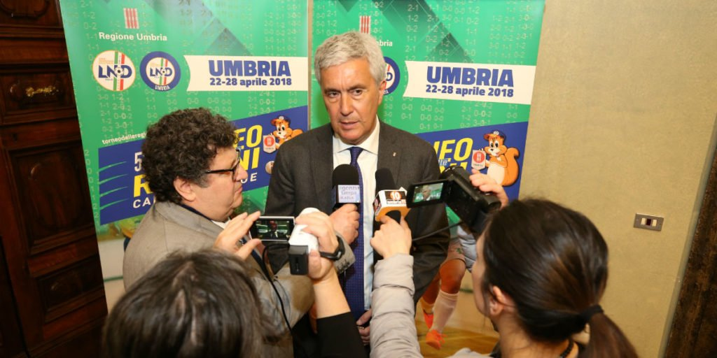 Calcio a 5, al via in Umbria il Torneo delle Regioni