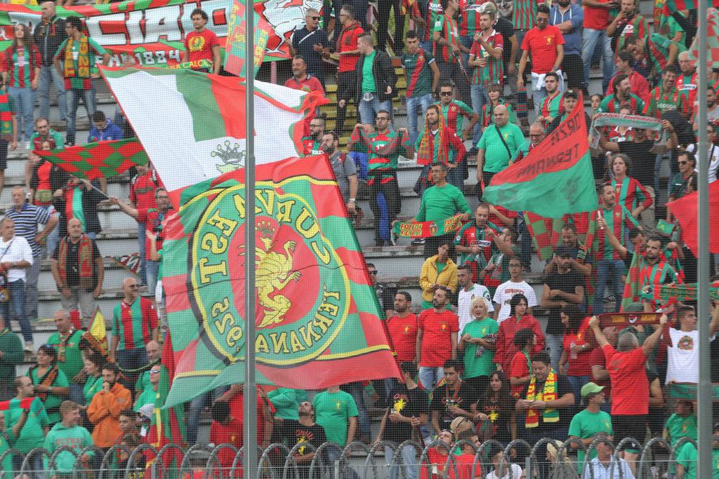 Perugia-Ternana, formazioni ufficiali