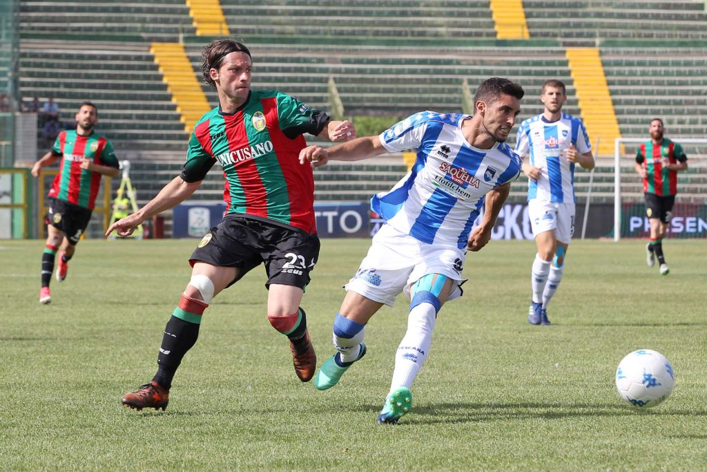 Ternana calcio, stagione finita per Andrea Paolucci