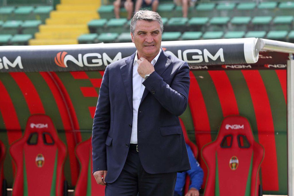 Ternana-Avellino, Luigi De Canio 'Pagni mi contattò lo scorso anno'