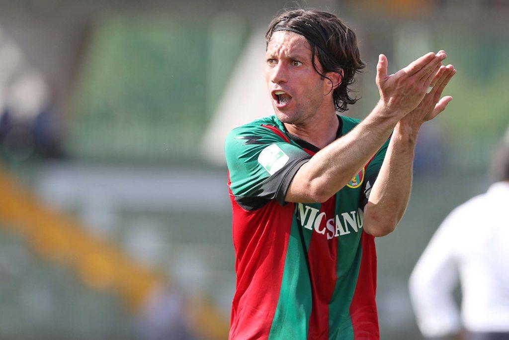 Calciomercato Ternana, Andrea Paolucci all'Entella