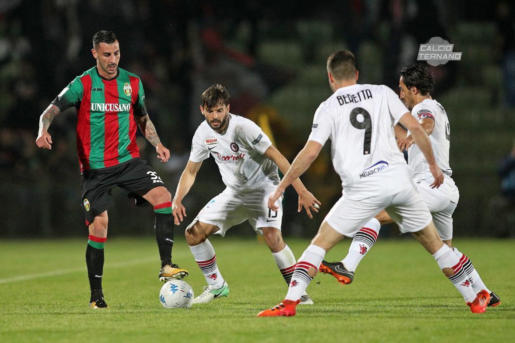Calciomercato Ternana, ultime su Adriano Montalto