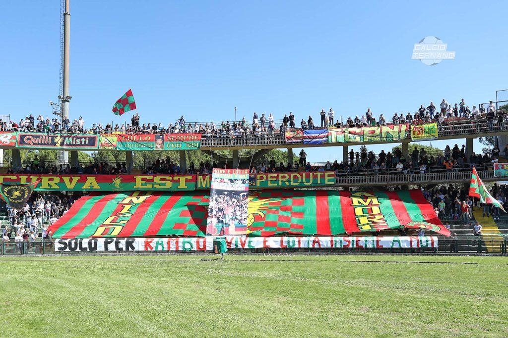 Ternana-Cittadella 5-1, pokerissimo della squadra rossoverde