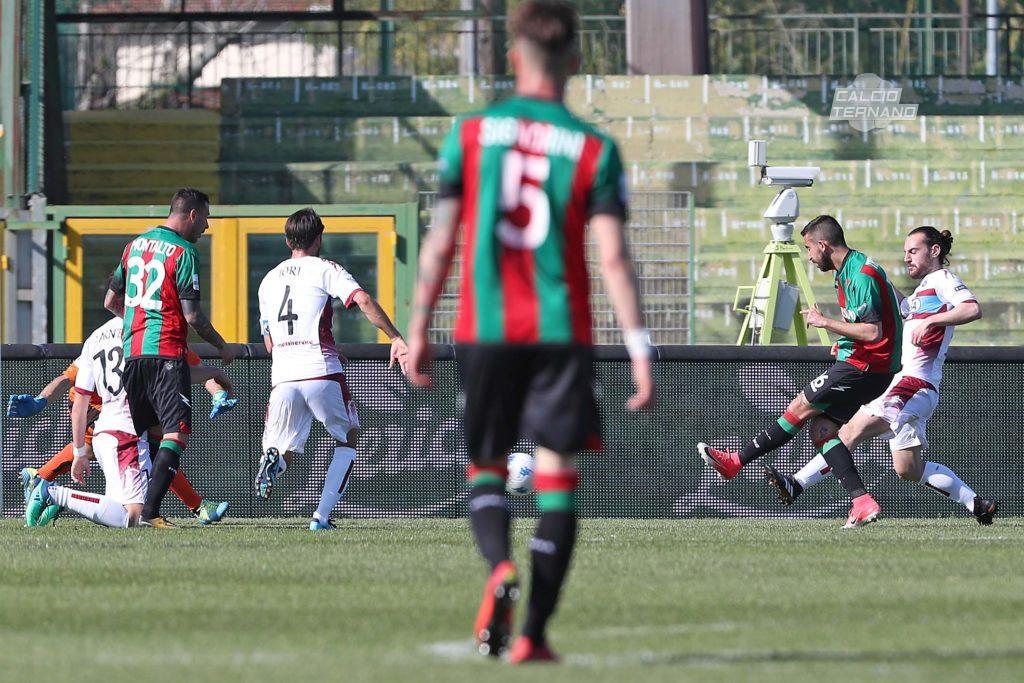 Ternana-Palermo, i diffidati del match odierno