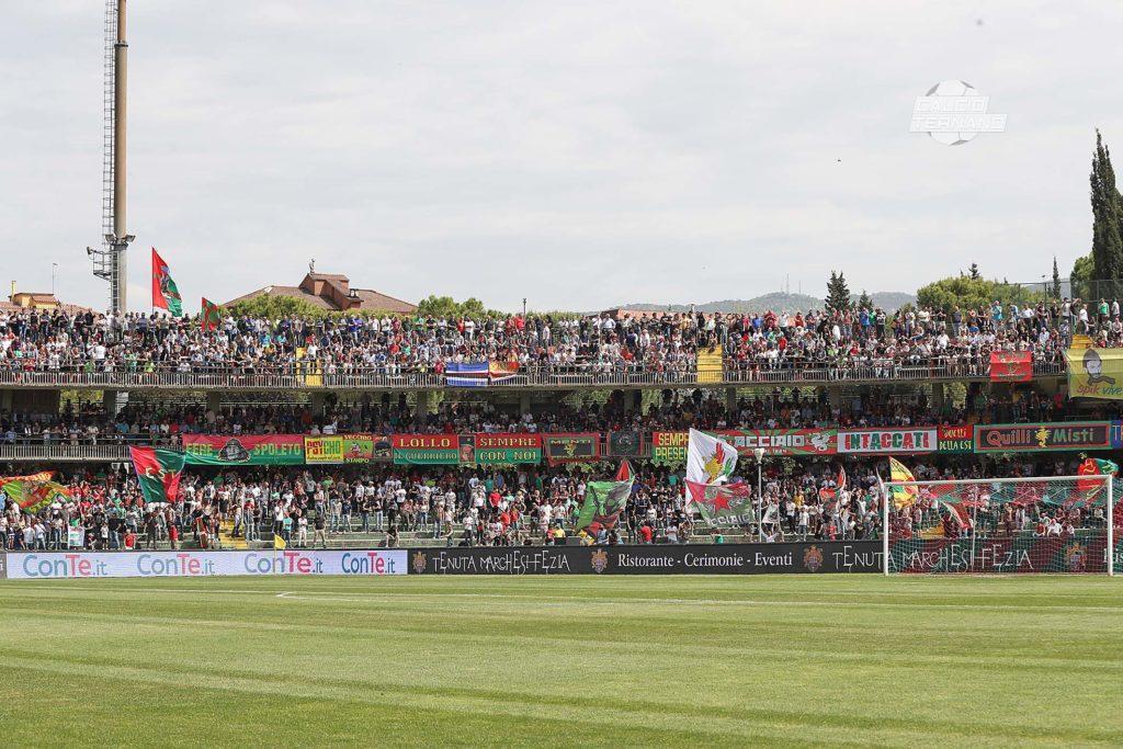 Ternana calcio mercato, un rossoverde può approdare in Serie A