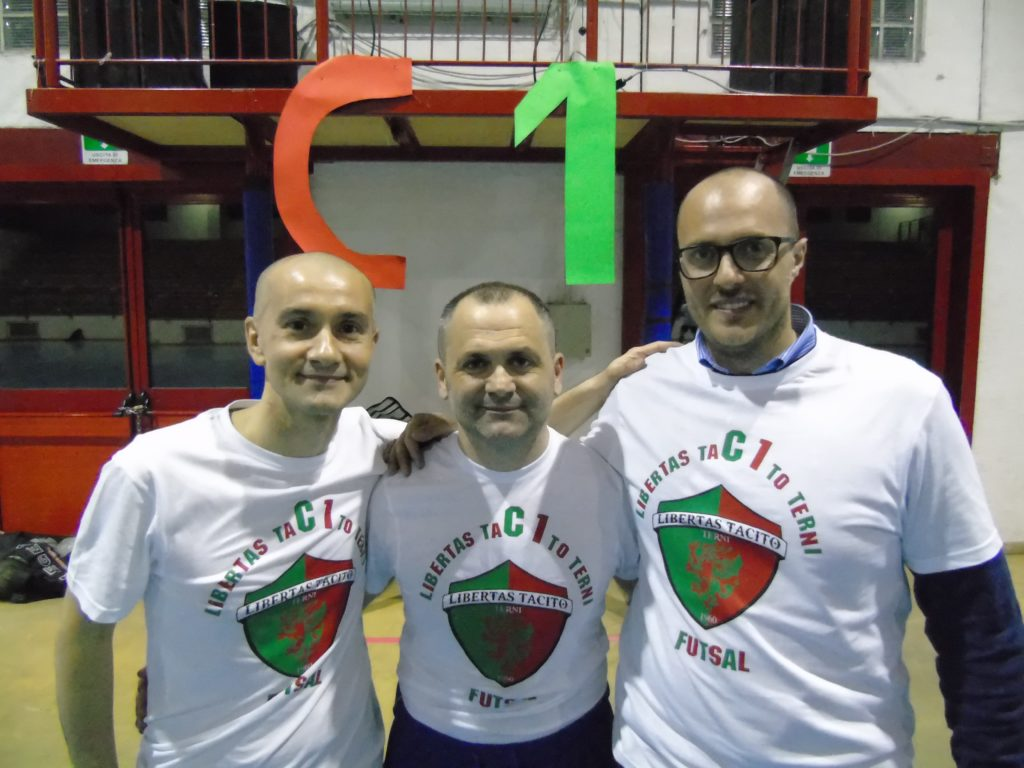 Libertas Tacito Terni ufficiale, cambia l'allenatore dei rossoverdi