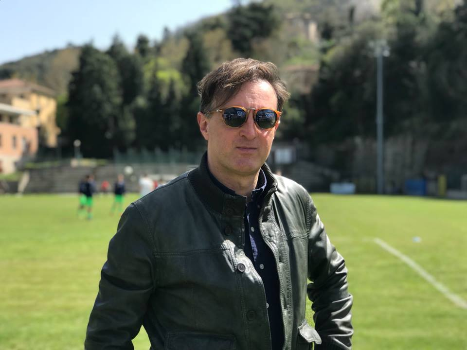 il direttore sportivo Gianluca gambini