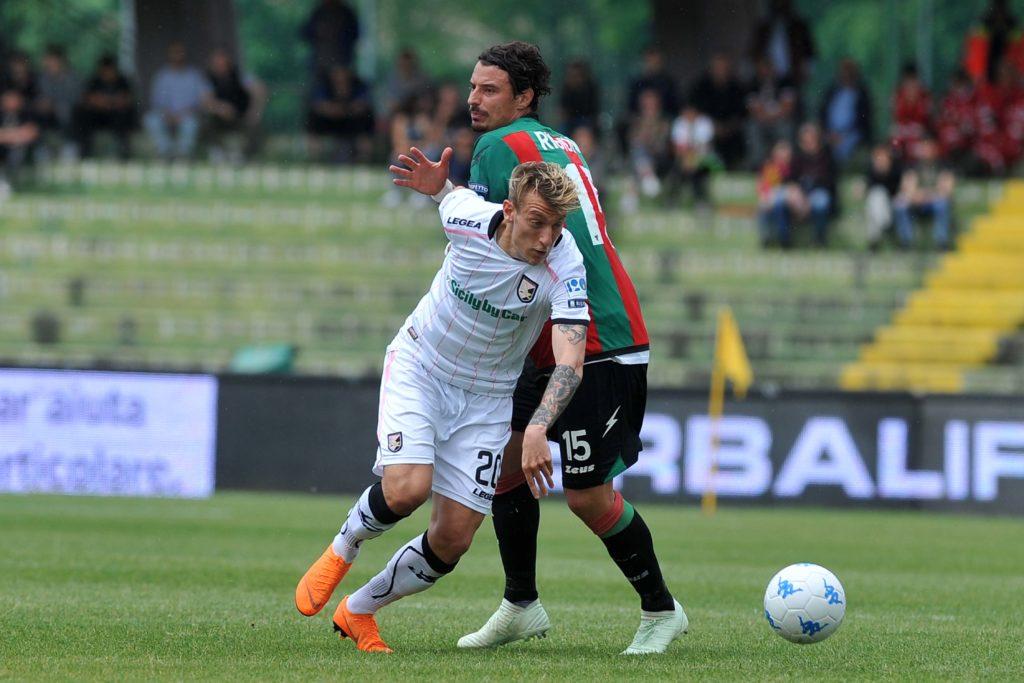 Ternana-Avellino, formazioni ufficiali