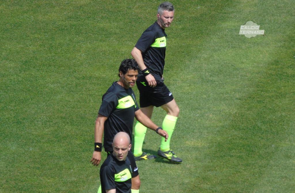Lega Pro Girone B, arbitro fischia la fine e scoppia a piangere