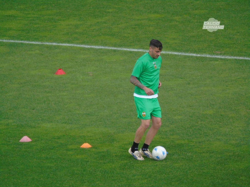 Ternana calcio, ultime su Adriano Montalto