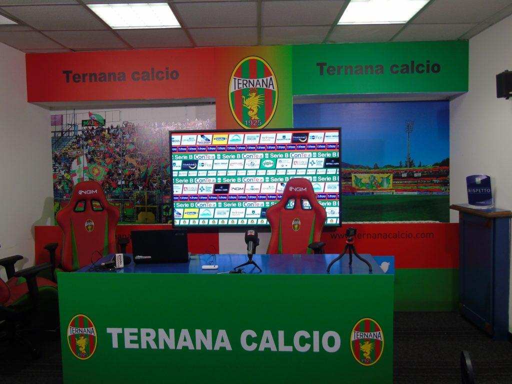 Lega Pro Ternana-Vis Pesaro, la diretta del post partita