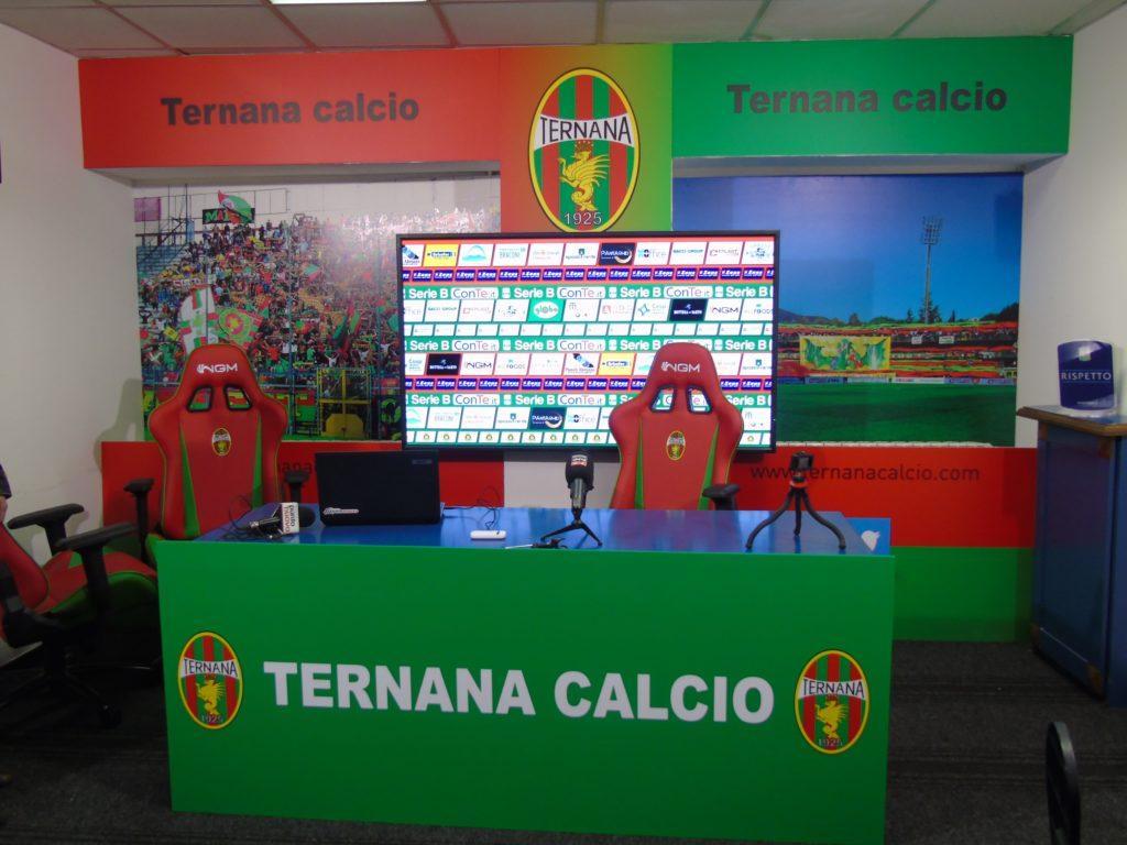 Lega Pro Ternana-Triestina, segui la diretta del post partita
