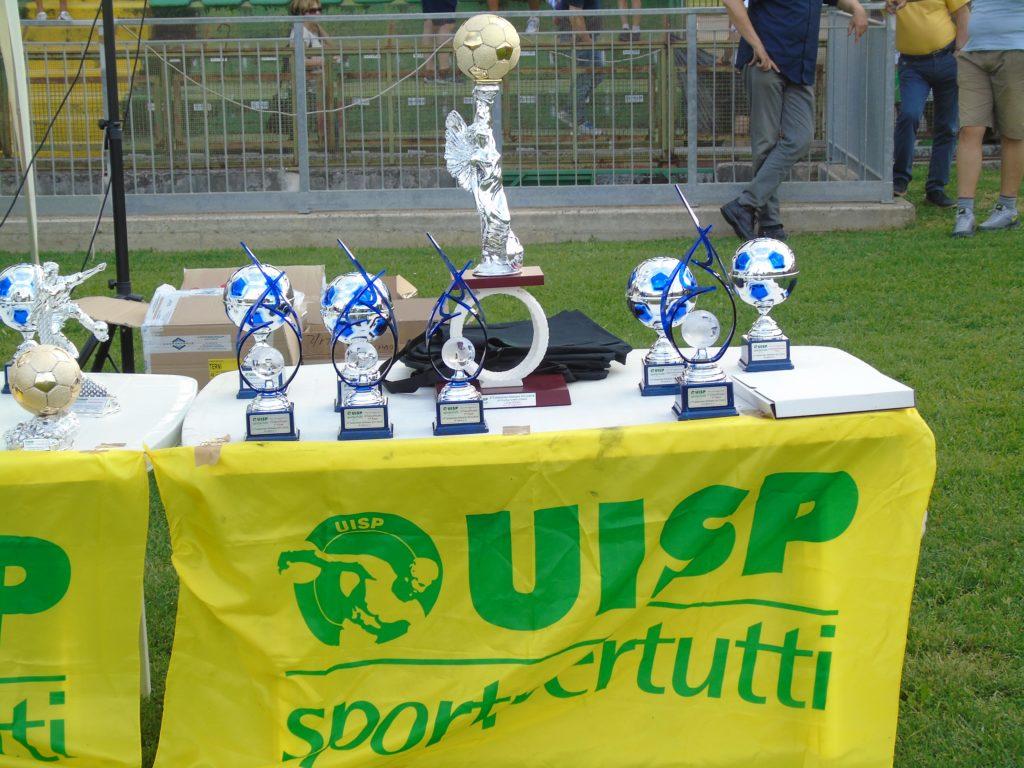 Uisp Calcio a 11, le foto delle premiazioni