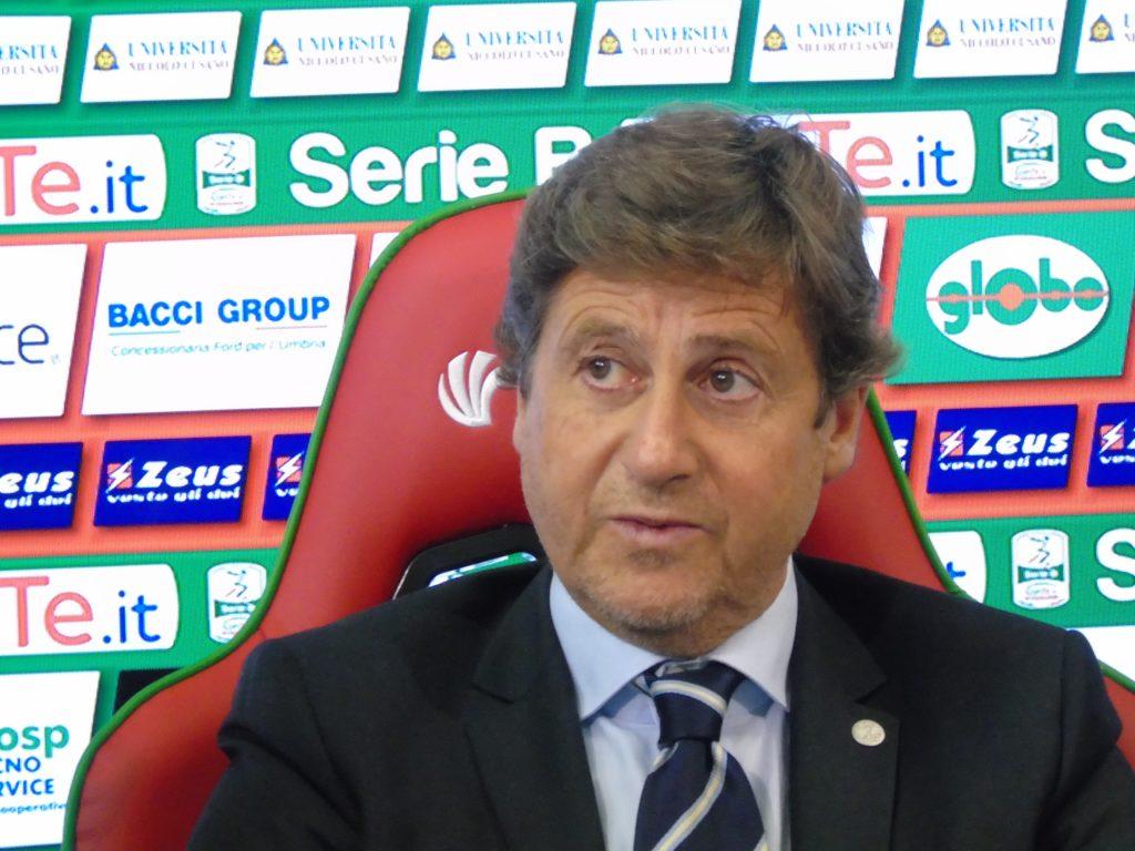Ternana, Stefano Ranucci 'Ora aspettiamo la FIGC'