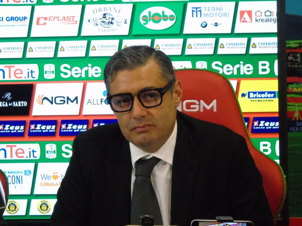 Calciomercato Ternana, le cessioni dei rossoverdi