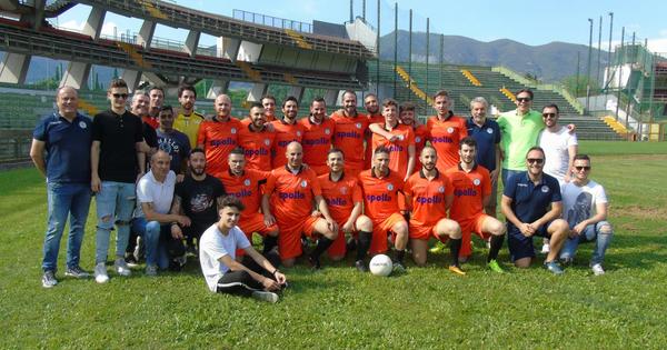 Uisp calcio a 11, Amici Di Enzo vince la finalissima