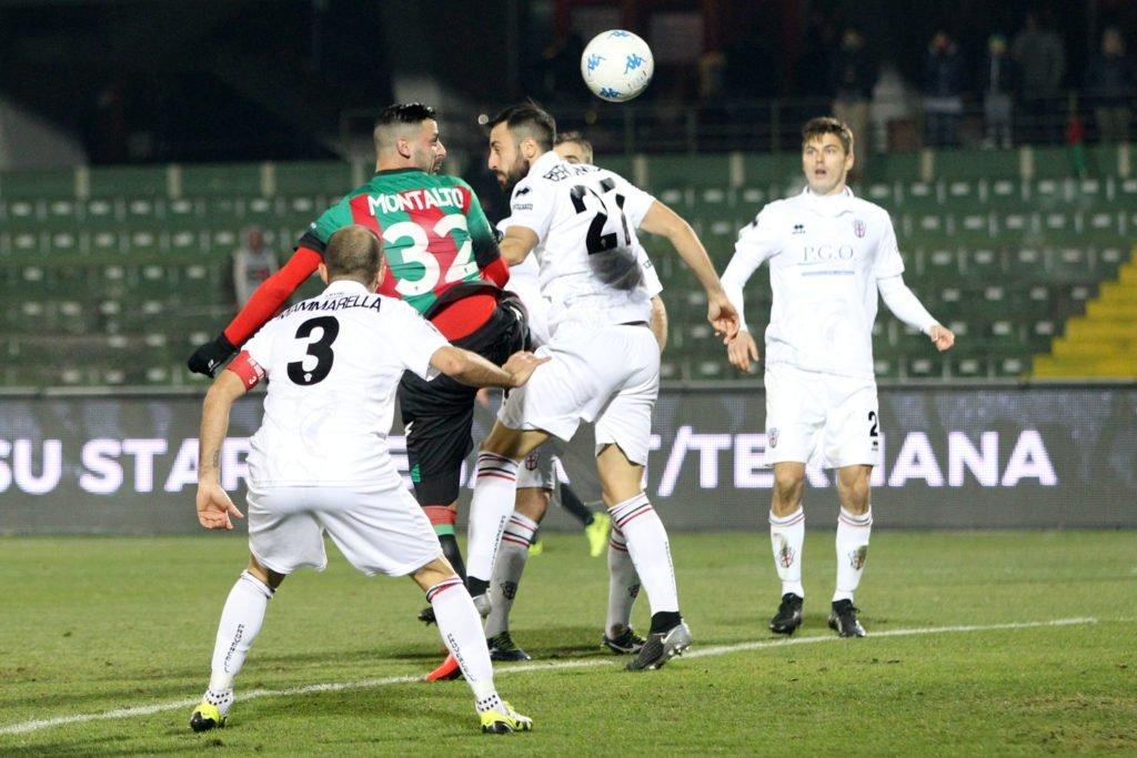 Pro Vercelli-Ternana ufficiale, la decisione sul match