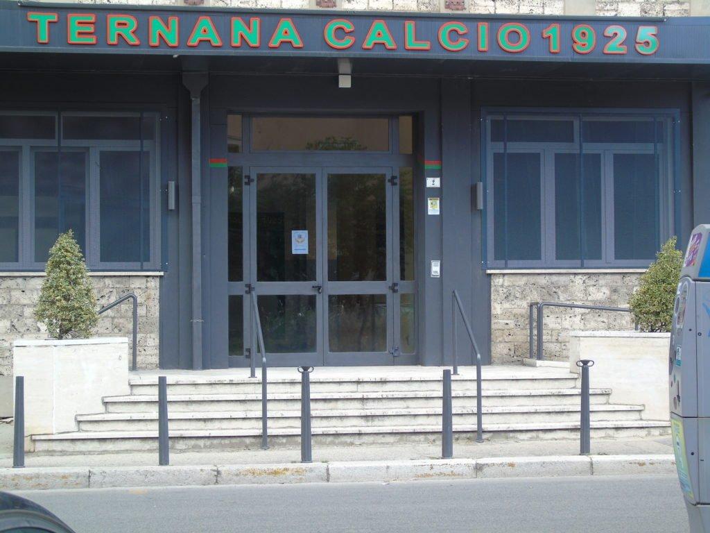 Ternana, la società rossoverde presenta offerte per Sabotino e viale Trieste