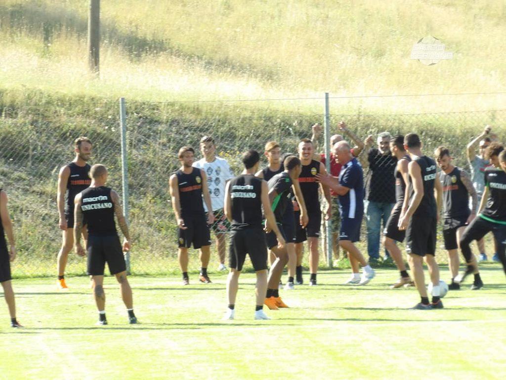 Calciomercato Ternana, un attaccante rossoverde in procinto di partire