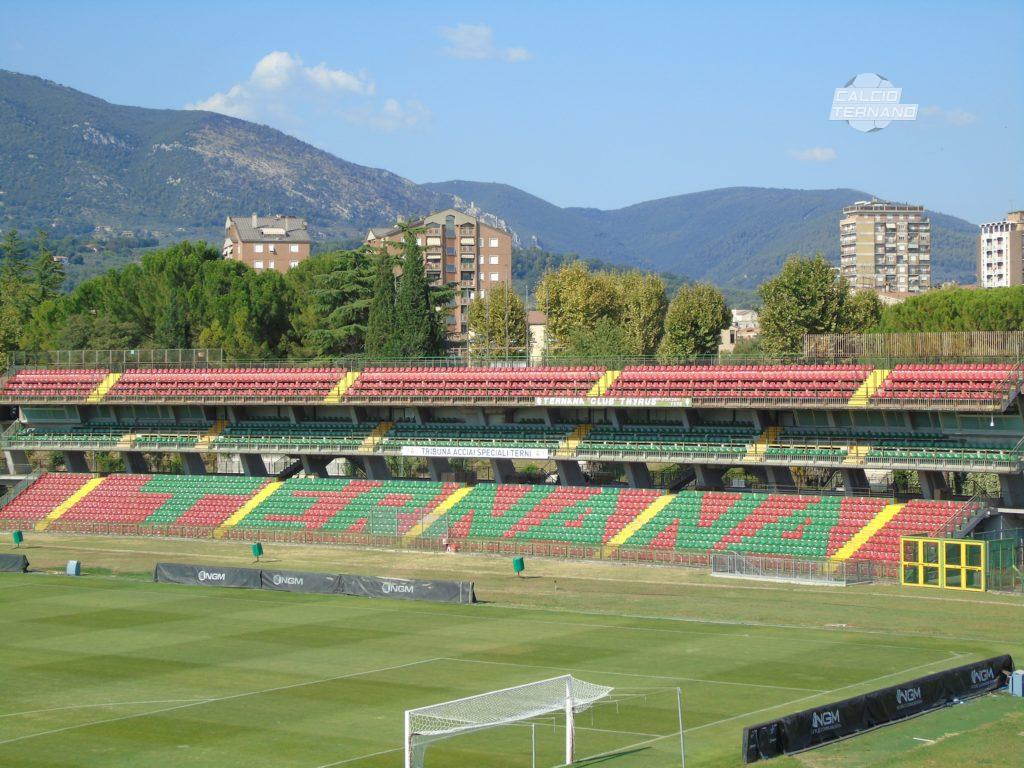 Ternana-Catania, dato definitivo biglietti venduti ai tifosi etnei