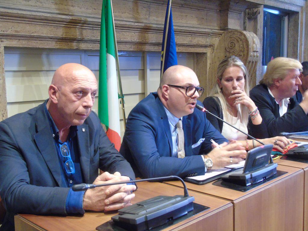 Ternana Celebrity, Damiano Basile 'Stiamo valutando un inserimento in società'