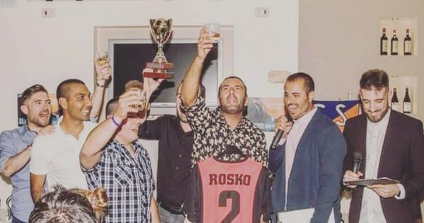 Terni League Rosko FC, il 'double' per ricordare Roberto Ferracci