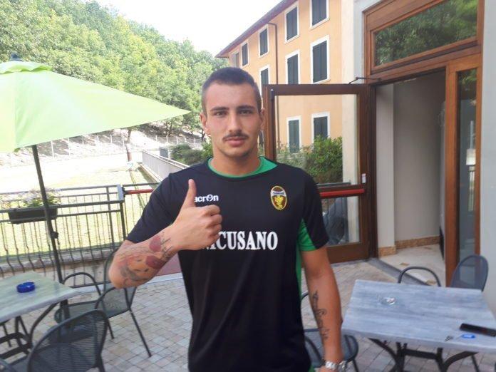 Ternana, Riccardo Gagno 'Pronto a dare il massimo per il rossoverde'