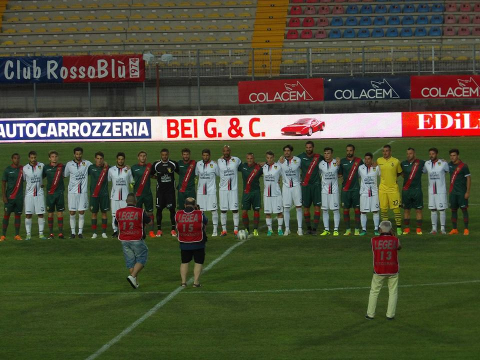 Lega Pro Gubbio-Ternana, la diretta del match
