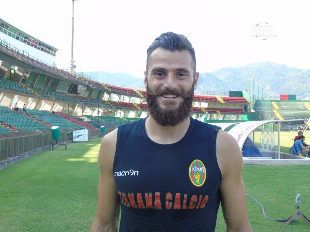 Lega Pro Girone B Virtus Verona-Ternana, Francesco Nicastro post partita