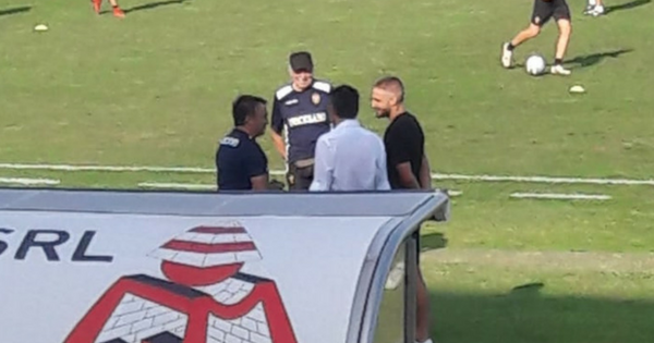 Ternana, Karlo Butic arrivato a Terni