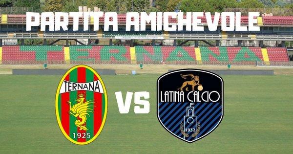 Ternana-Latina, segui il match in diretta con Calcio Ternano