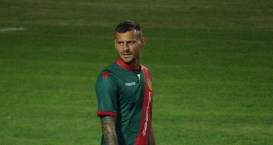 Ternana-Latina 1-1, Daniele Altobelli 'Gol costruito in allenamento'