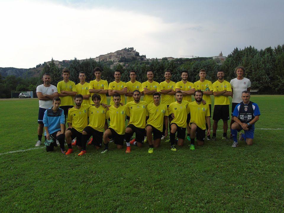 Promozione girone B, una squadra ternana apre il campionato sabato