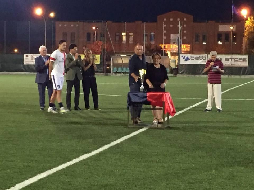 Campitello-Bomarzo 3-1, terzo posto per i rossoblù al trofeo Cicioni