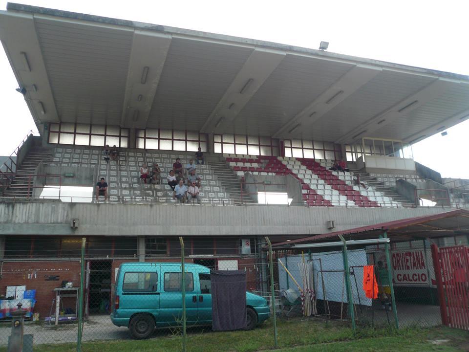 orvietana stadio Muzi