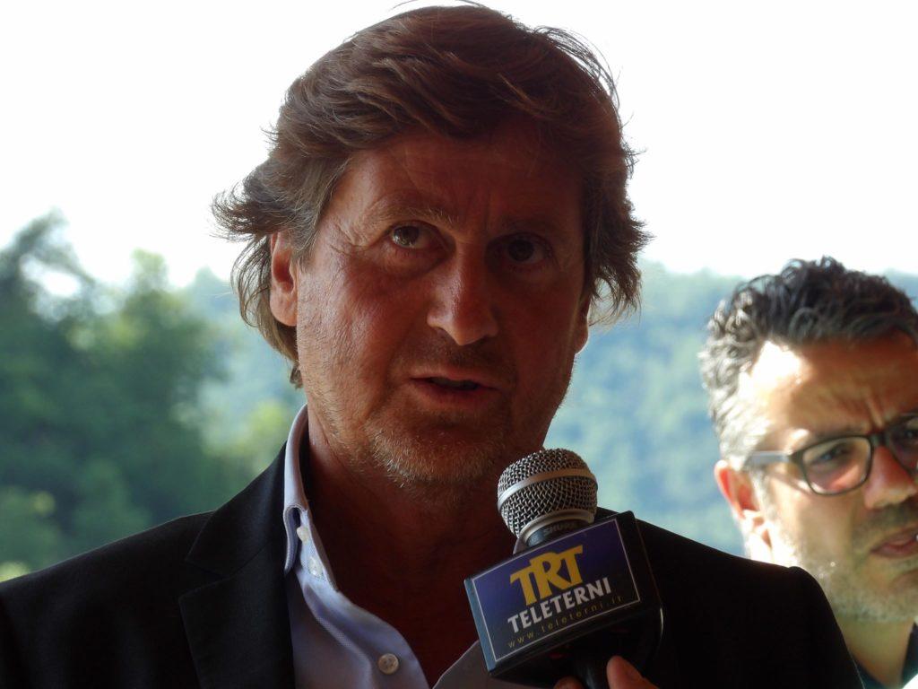 Ternana, Stefano Ranucci 'L'udienza in un clima di grande ostilità