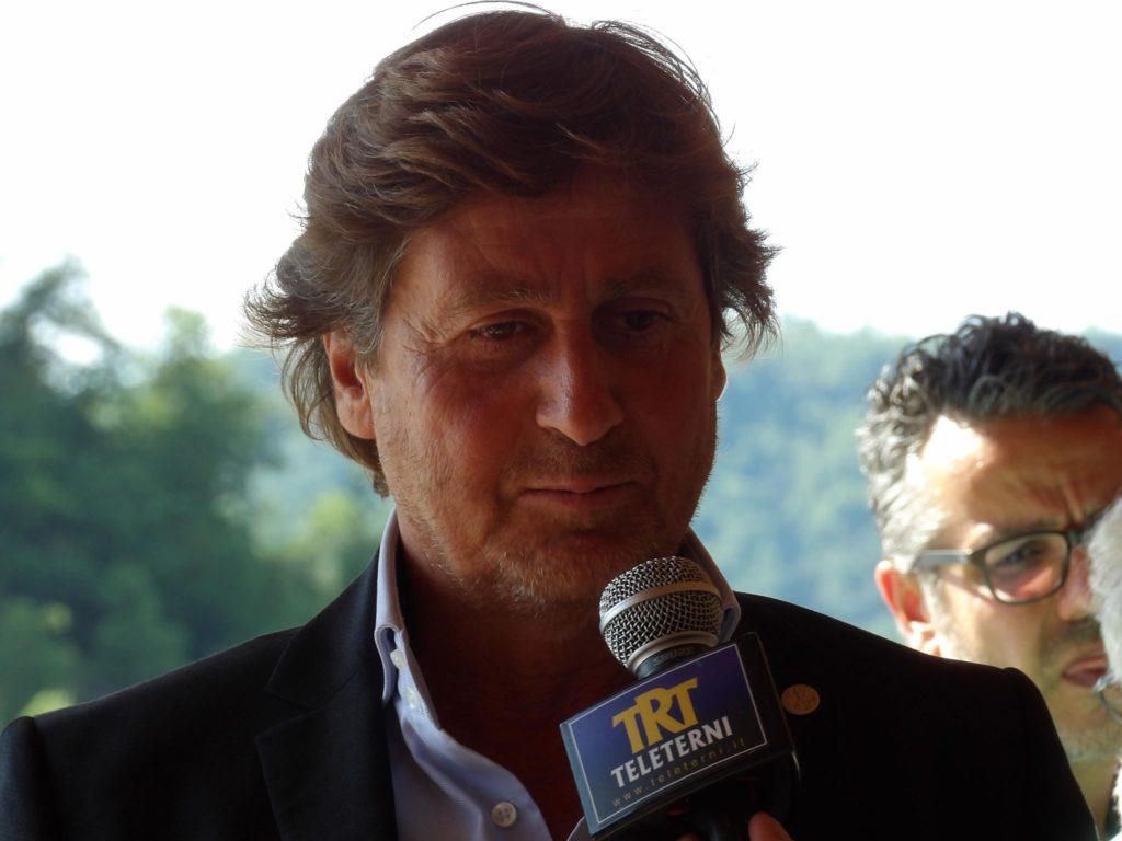 Ternana, proscioglimento per l'ex presidente Stefano Ranuccià e risultati negativi