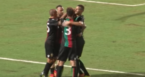 Carpi-Ternana, gli highlights del match di Coppa Italia