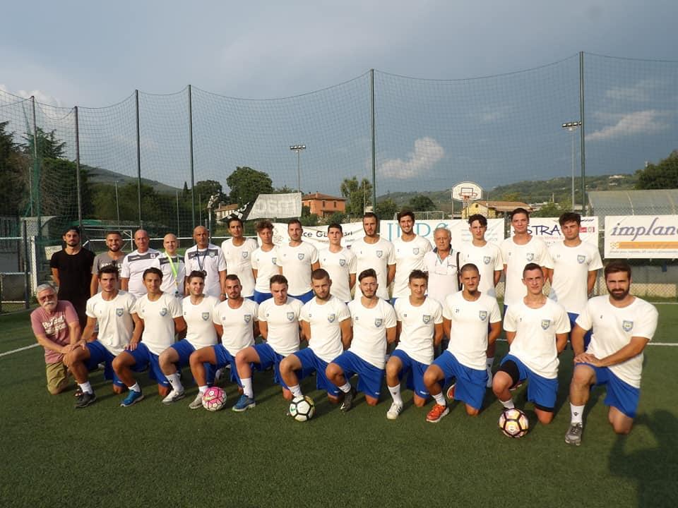 terni est soccer school squadra