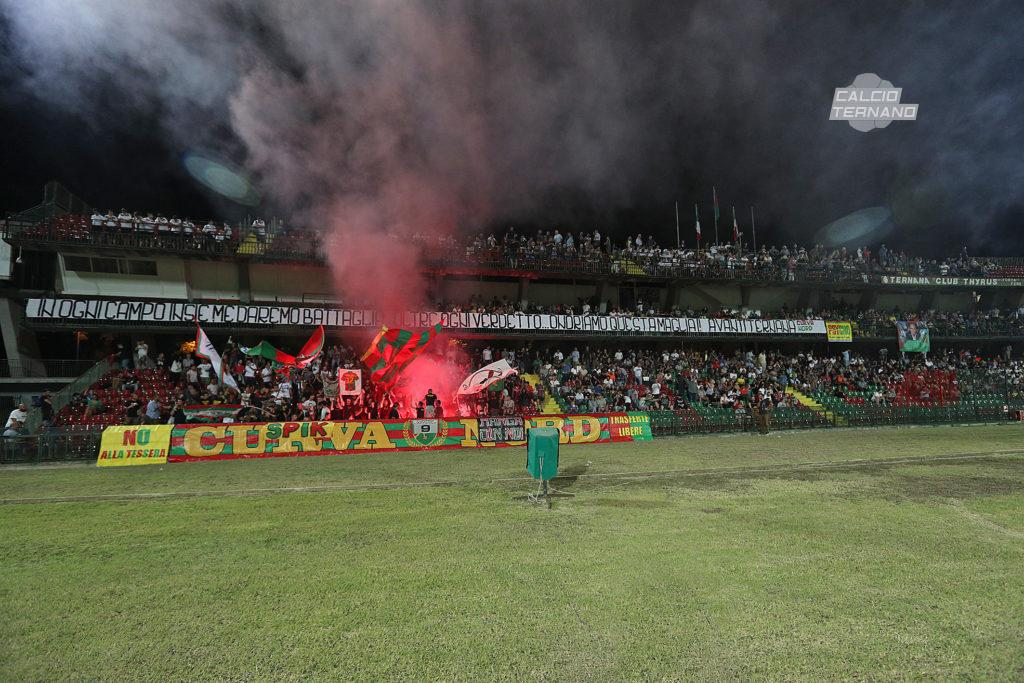 Lega Pro Girone B Vis Pesaro-Ternana, i precedenti