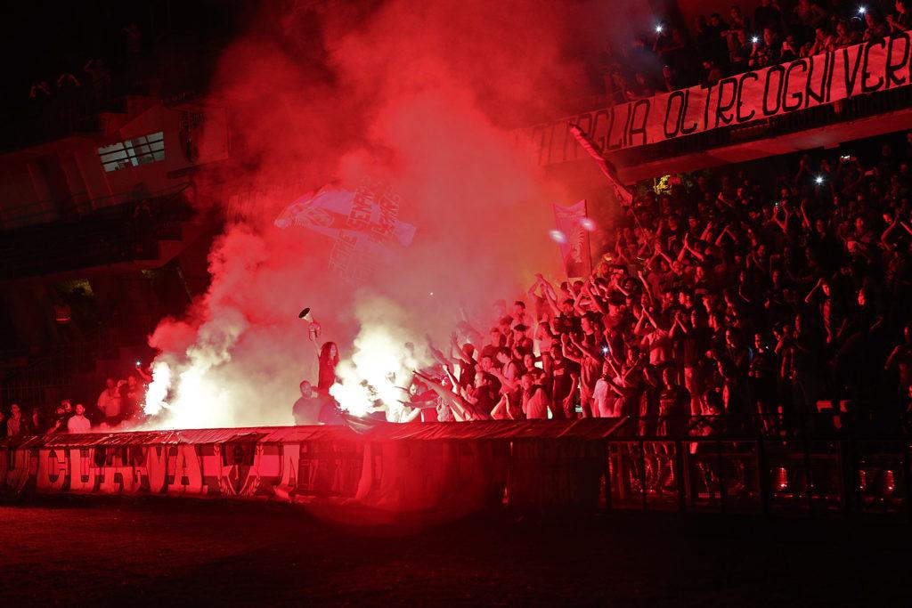 Ternana, due trasferte da ricordare per i tifosi rossoverdi