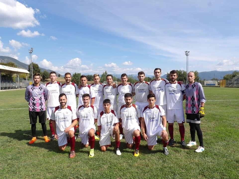 Sporting Terni, Luigi Stoiadinovich ''Partita tutt'altro che semplice''