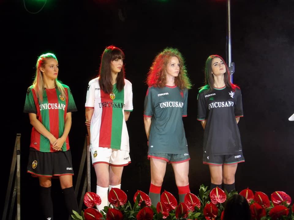 Ternana, segui in diretta la presentazione dei rossoverdi con Calcio Ternano