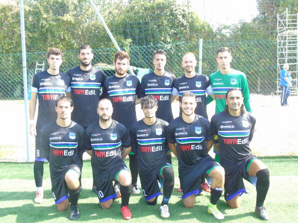 Montefranco-Sporting Pila 2-0, verdeviola ok nell'anticipo