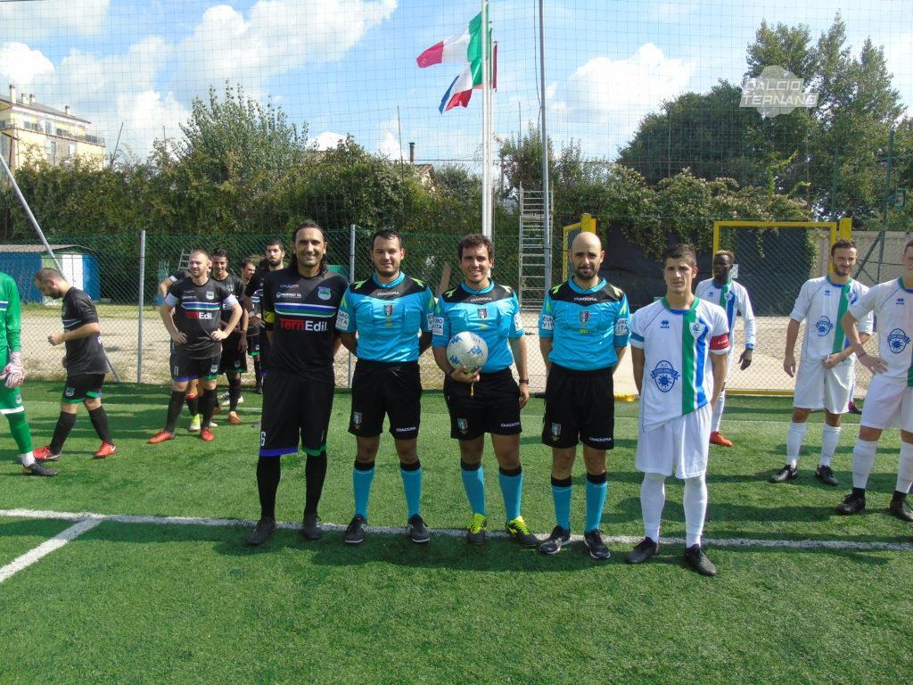 Olympia Thyrus-Montefranco 0-0, cronaca ed immagini
