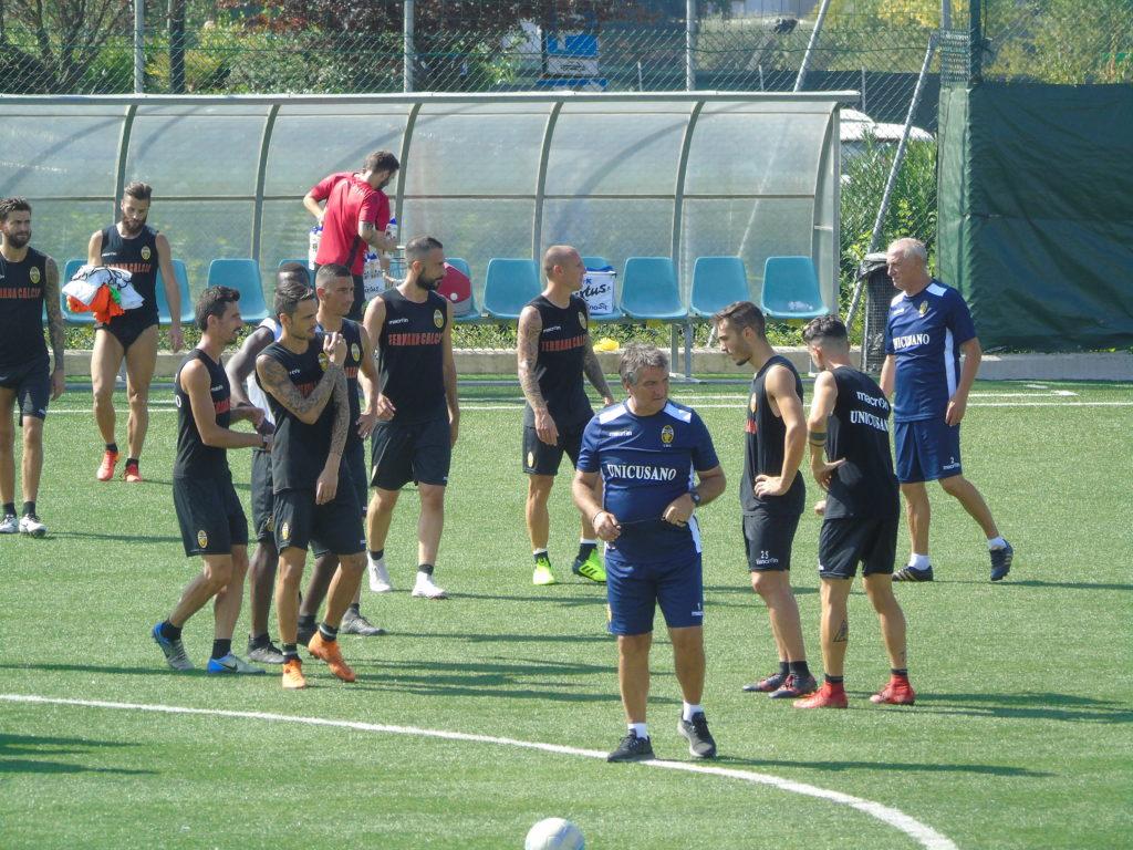 Lega Pro Girone B Virtus Verona-Ternana, i convocati rossoverdi